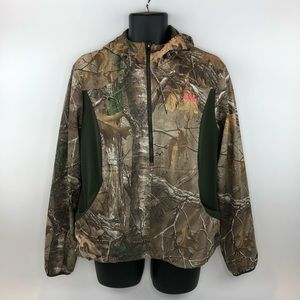 Under Armour Scent Control Realtree Camo Hoodie
